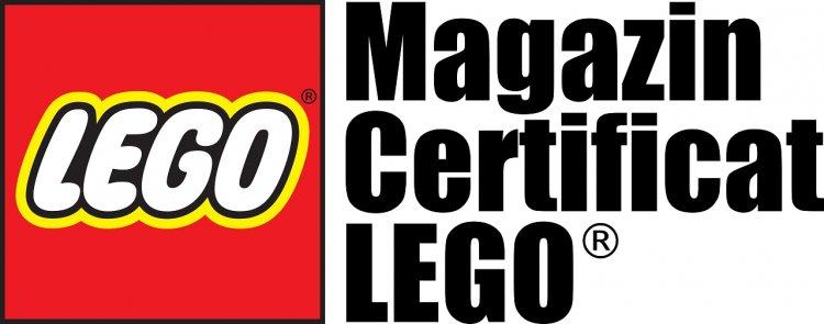 Un nou Magazin Certificat LEGO® își deschide porțile în City Park Constanța