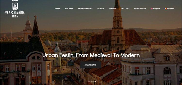 Frumusetile Transilvaniei puse pe harta globala online, de Craft Interactive