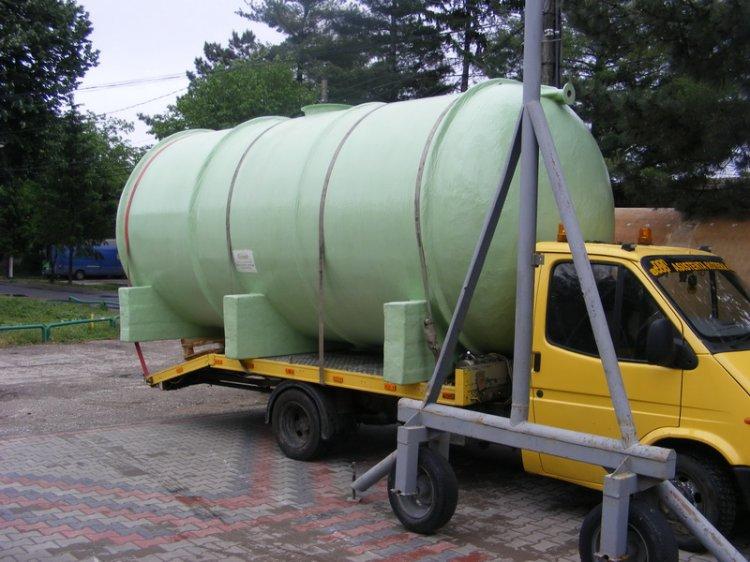 Rezervoare din fibra de sticla si avantajele vadite ale acestora