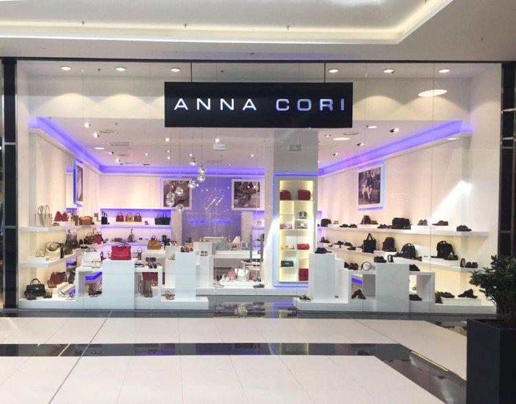 Deschidere magazin ANNA CORI in Auchan Militari Bucuresti