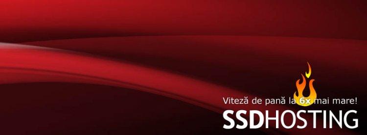 Creste viteza site-ului tau cu hosting pe platforme SSD