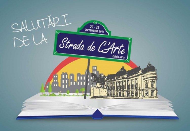 Agentia Fortin va invită la festivalul în aer liber Strada de C'Arte - Editia V