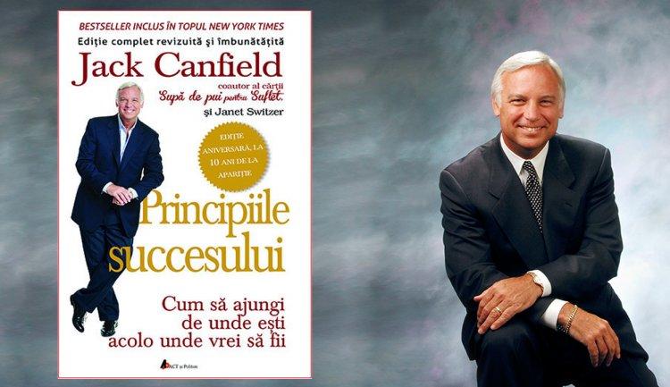 Principiile succesului – 6 etape spre succes absolut, la Act și Politon