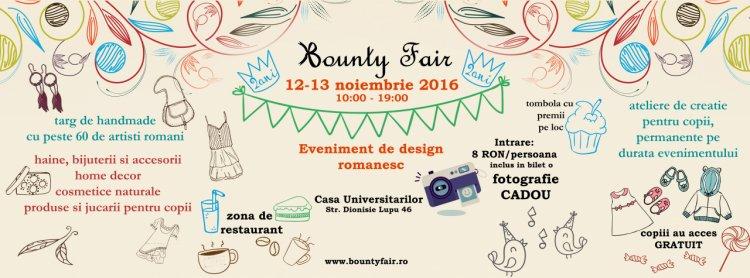 Bounty Fair: Editie aniversara: 2 ANI