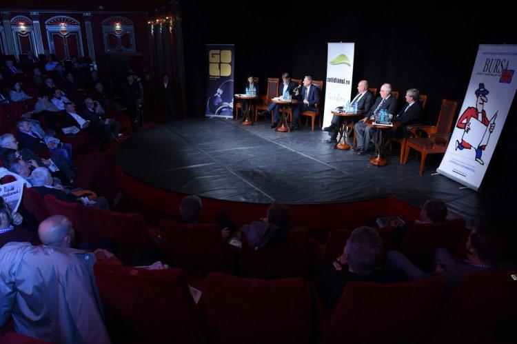 Dezbaterea Cotidianul.ro despre blocajul Romaniei si reconcilierea naționala
