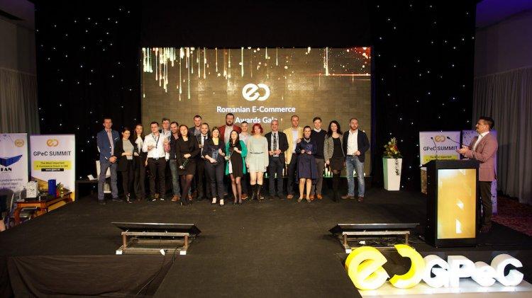 Gala Premiilor eCommerce, ediția a 11-a, a desemnat Câștigătorii Anului 2016 în Comerțul Electronic Românesc!