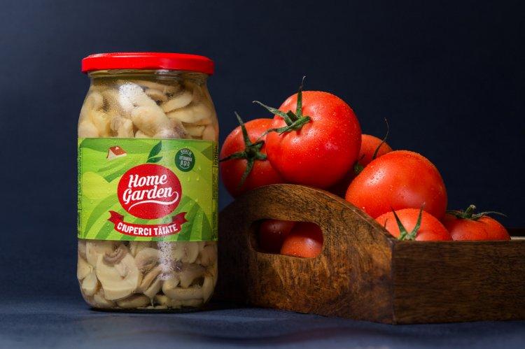 """Home Garden: o nouă identitate de brand sub sloganul """"Gătești de nu te plictisești"""""""