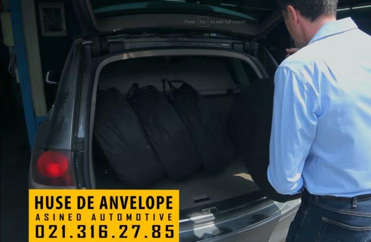 Asined.ro – Pentru depozitare si transportare in regim de siguranta accesati huse anvelope fabricate in Romania
