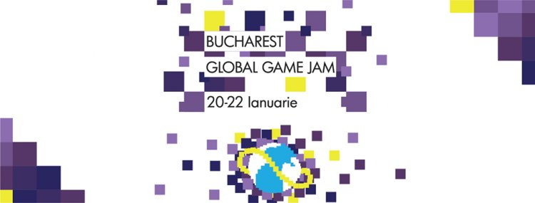 Bucharest Global Game Jam 2017: start creare joc!