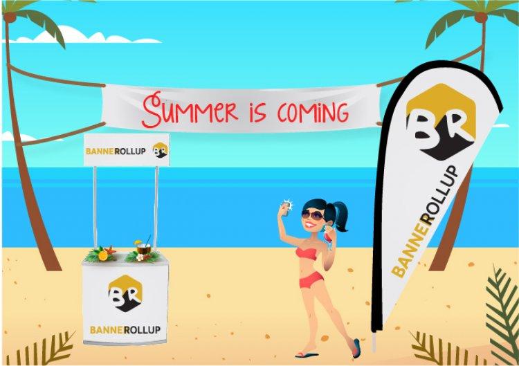 """""""Summer is coming"""" - Cum îți promovezi afacerea în sezonul cald"""