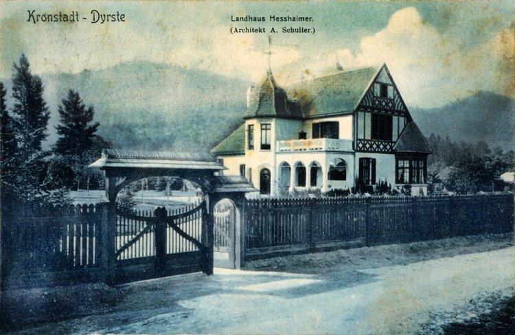 Villa HePa isi deschide portile pentru evenimente in Brasov