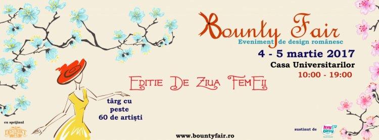 Bounty Fair#23 - Editie de Ziua Femeii