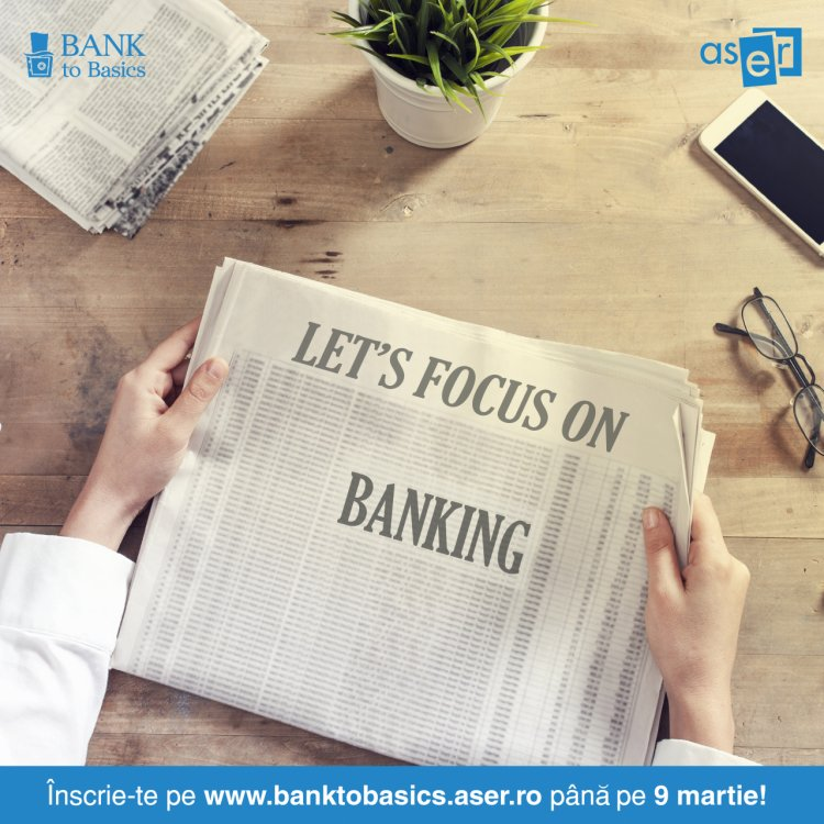 Let's focus on Banking!