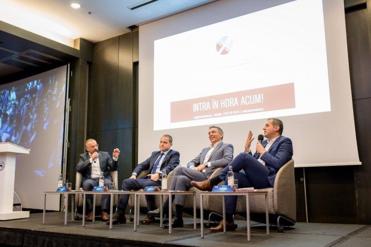 Prima ediție a Conferinței Naționale a Industriei Ospitalității organizată de Hora România