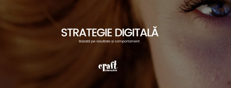 Strategie digitală cu Inteligență Artificială