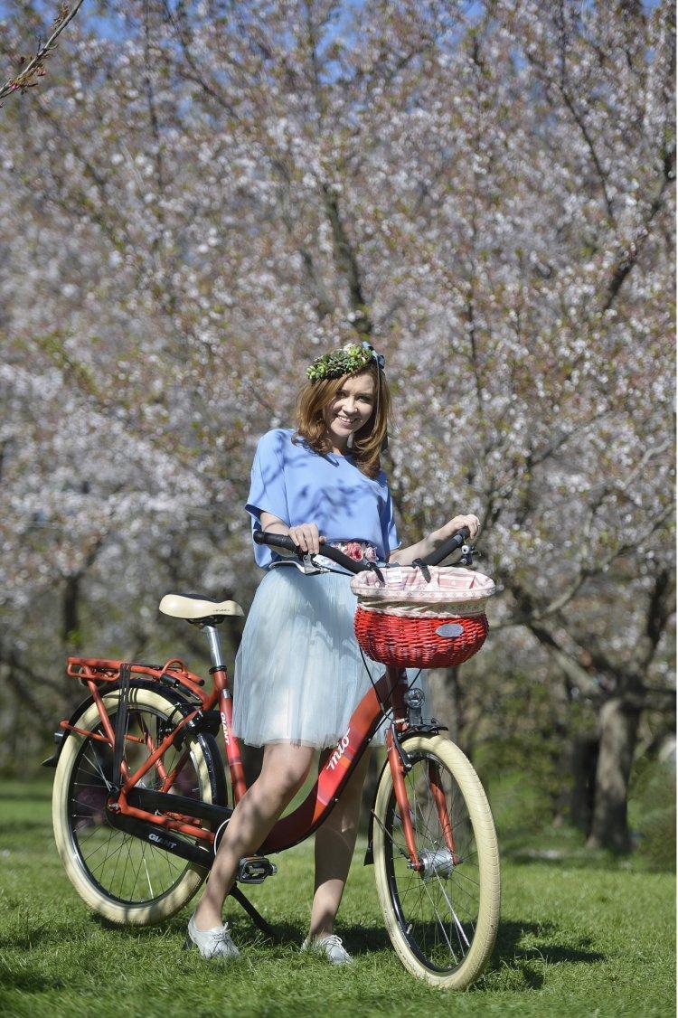 Motive noi de pedalat - noua colectie Fabulous Baskets de cosuri de bicicleta