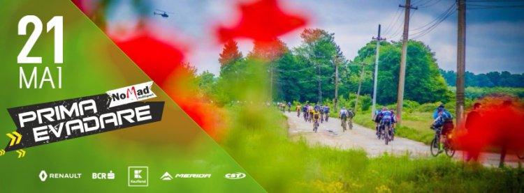 """Toţi iubitorii ciclismului sunt aşteptaţi duminică 21 mai la a noua ediţie a concursului """"Prima Evadare"""""""