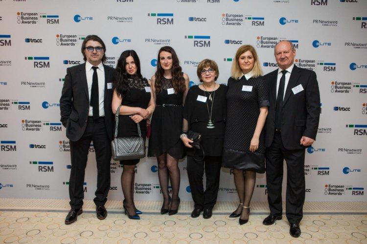 Unimasters Logistics este câștigătorul ediției 2016 – 2017 a European Business Awards pentru Bulgaria