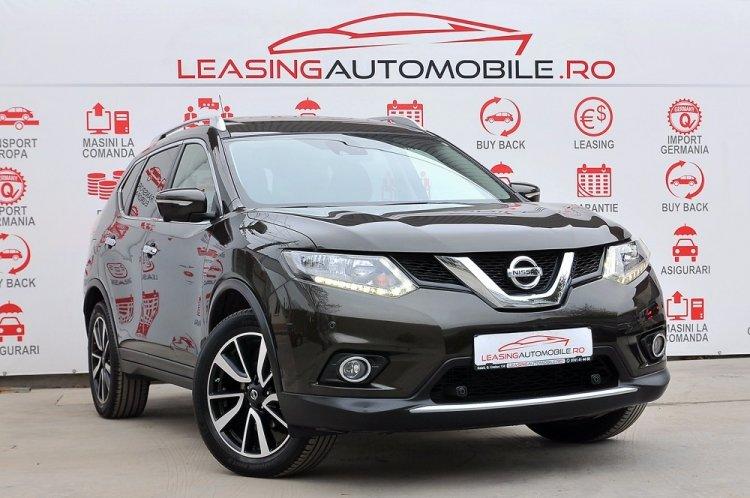 LeasingAutomobile.ro –Nissan de vanzare din gama premium – Masini sport, 4 x 4 sau cross-over