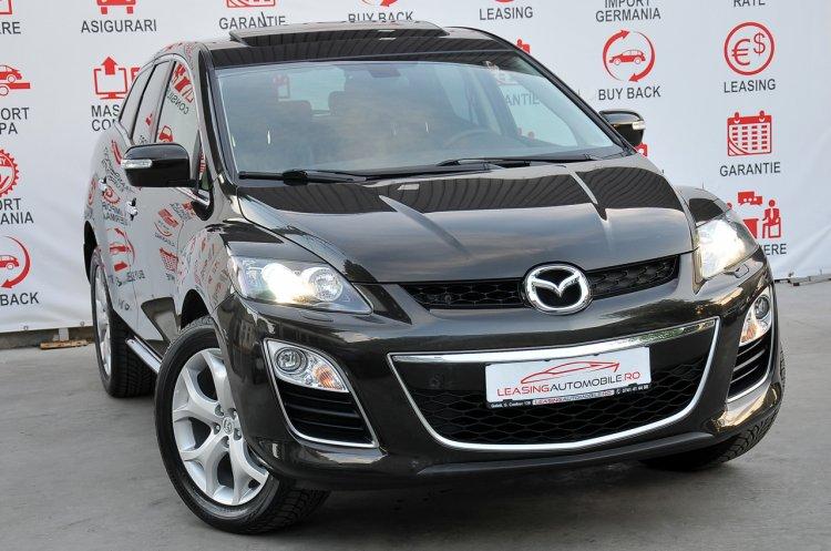 Mazda de vanzare prin Leasing Automobile – Povestea marcii care poarta numele unei zeitati