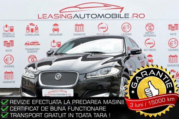 Cele mai vigilente personaje de Hollywood iti recomanda modelul XF – Jaguar de vanzare