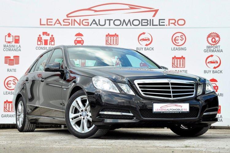 3 posibilitati de cumparare Mercedes de vanzare: sistem de leasing, buyback sau pe comanda