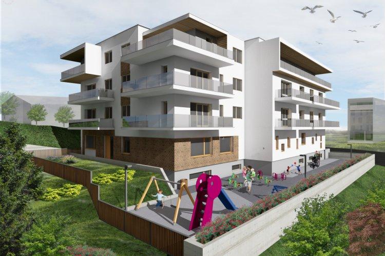 Gardenia Residence - cel mai nou concept imobiliar dezvoltat de către Gross & Gross Construct S.R.L. prin compania Meir Invest