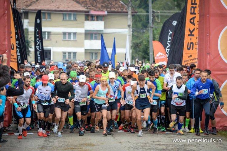 Alergare montana în Cheia, Prahova