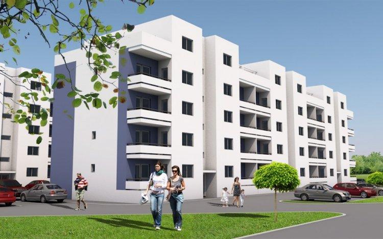 3 Motive pentru care sa optezi pentru un apartament in Sibiu in cadrul ansamblului Hermannresidence