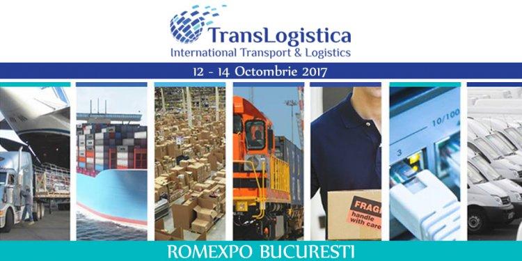TransLogistica Expo isi DESCHIDE PORTILE joi la Romexpo!