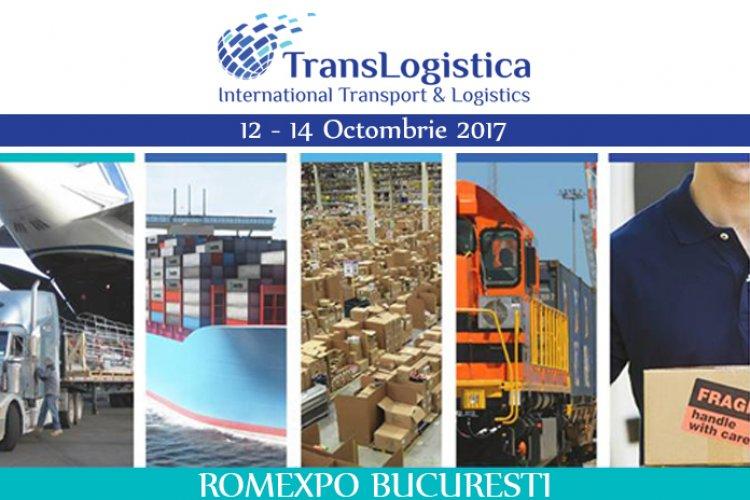 TransLogistica Expo isi DESCHIDE PORTILE! 12 octombrie 2017, ora 12.00