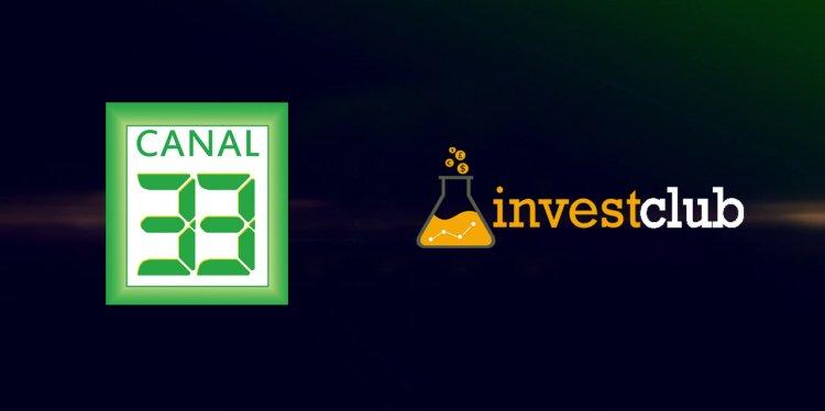 Televiziunea de business Canal 33 primește o finanțare de la Invest Club pentru a dezvolta proiecte de educație financiară