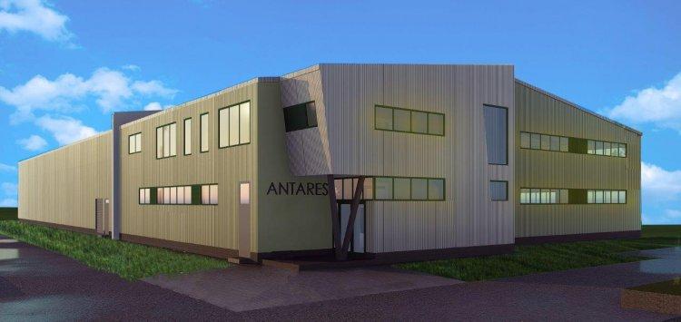 ANTARES, cel mai mare producător de SCAUNE de birou autohton, a INAUGURAT cea mai MODERNĂ FABRICĂ de SCAUNE din România.