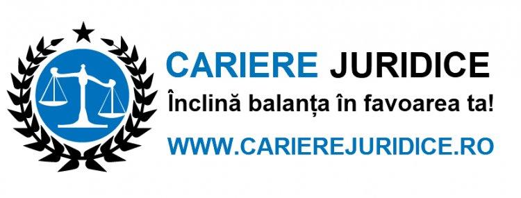 Carierejuridice.ro - Primul site cu locuri de munca pentru juristi