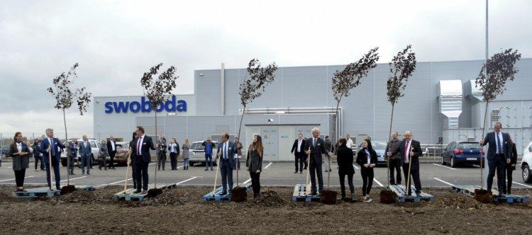 Un nou sediu pentru o afacere de succes: Swoboda Timișoara