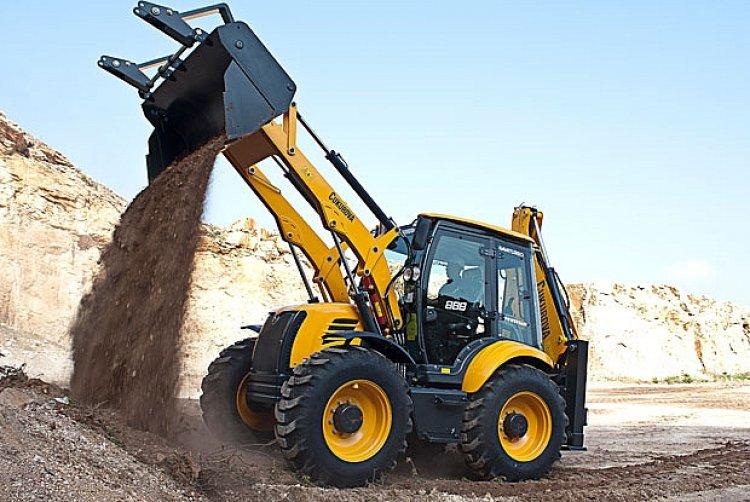 Investitia in buldoexcavatoare poate fi un pas important catre lucrari terminate mai rapid pe santiere