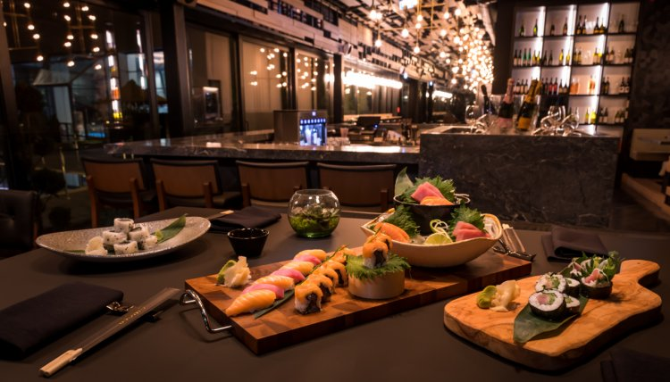 NEW SUSHI BAR & LOUNGE OPENED AT RADISSON BLU HOTEL IN BUCHAREST