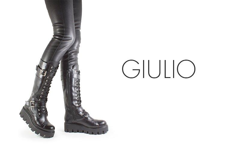 Giulio a lansat online noua colectie de ghete dama