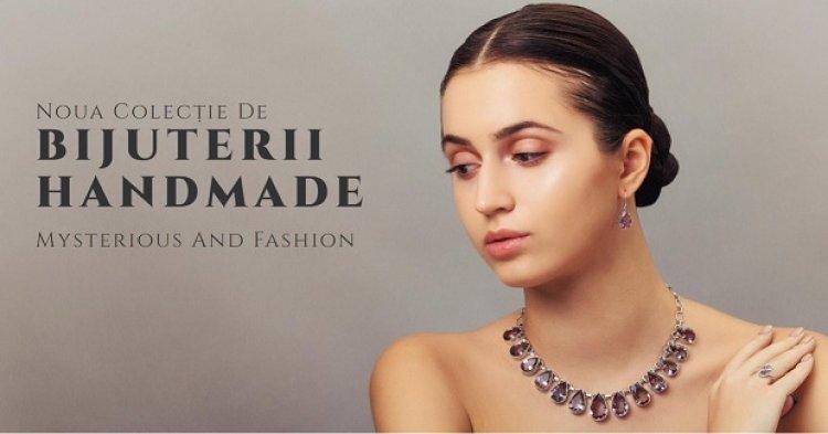 S-a lansat MysteryLines.ro, un magazin online cu bijuterii impresionante din argint pentru femei