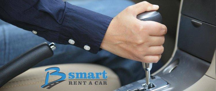 Modele noi de mașini automate în flota B smart – Rent a Car, pentru anul 2018