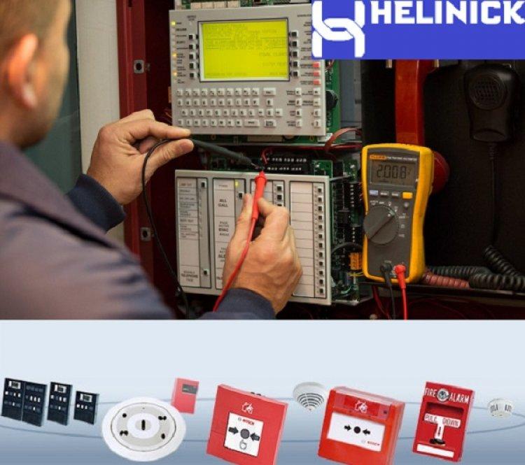 Cauti un sistem detectie incendiu care sa te scape de orice griji? Alege solutiile personalizate marca Helinick!