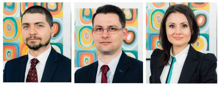 Promovări la DUNCEA, ŞTEFĂNESCU & Asociaţii: un nou Partener și alți 2 avocați urcă în ierarhia societății