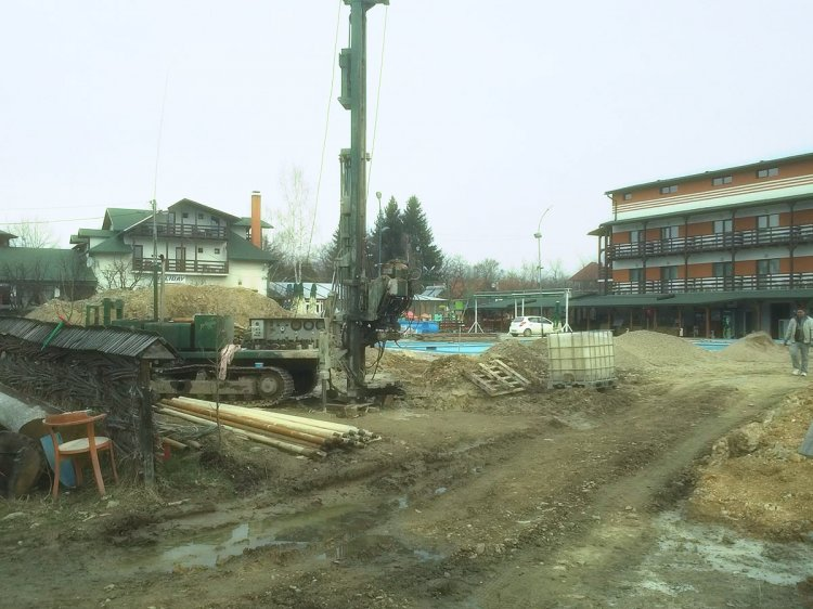 Bucura-te de experienta si calitate de top in realizarea de foraje apa Satu Mare, Suceava, Cluj, Mures si in toata tara!