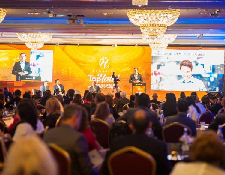 Specialistii din industria hoteliera se reunesc la TopHotel Tourism & Leisure Investment Conference!