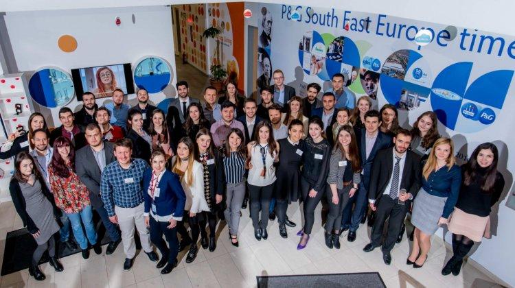 Studenții români s-au remarcat la competiția internațională CEO Challenge organizată de P&G