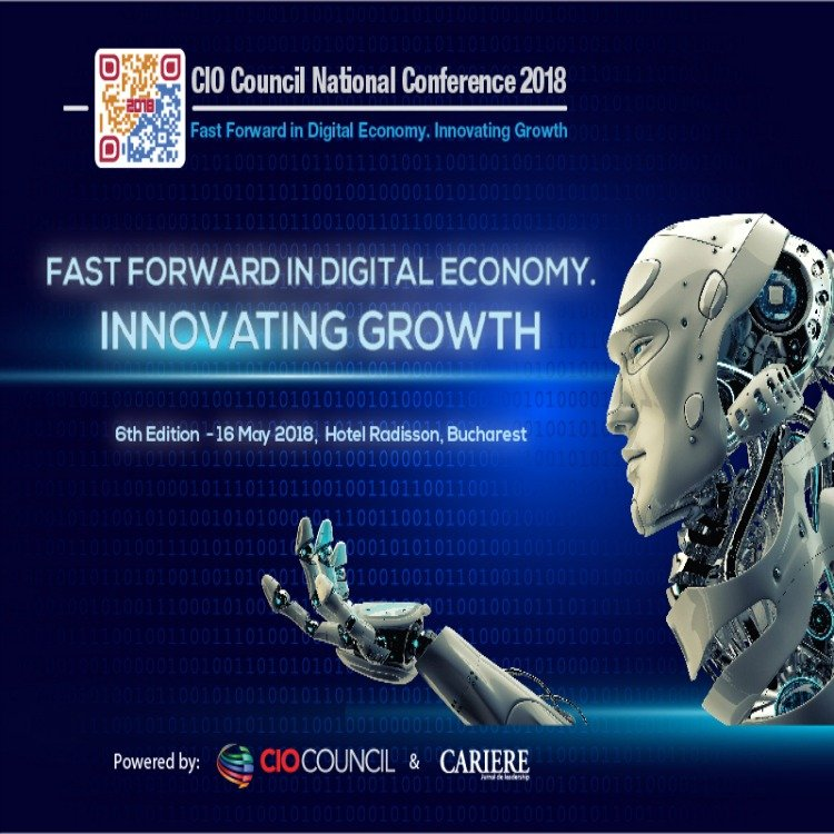 Conferinta Nationala a Managerilor de IT din Romania, editia a VI-a