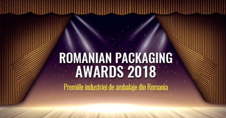 Cele mai bune ambalaje si etichete din Romania sunt premiate la ROMANIAN PACKAGING AWARDS (editia a II-a)