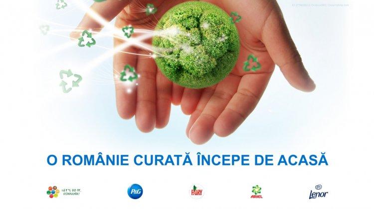 Parteneriat P&G și Let's Do It, Romania ! pentru o Românie mai curată
