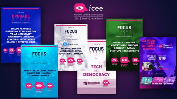 iCEE.fest 2018: Programul festivalului dedicat tehnologiei si Internetului