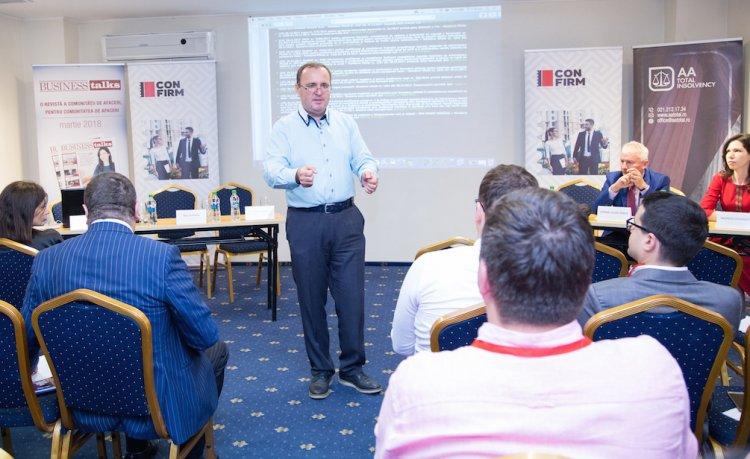 Conferință CONfirm: Noutăți, tendințe și provocări pentru mediul de afaceri local